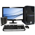 Classificados Grátis - computador completo monitor 18,5 (Philips), Dual Core, 4Gb,
